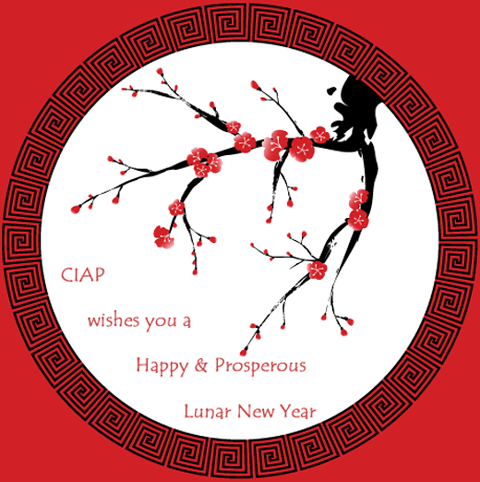 CIAP wishes you a Happy & Prosperous Lunar New Year