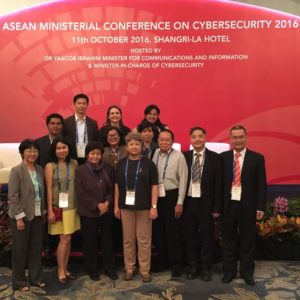 ASEAN interpreters in Singapore